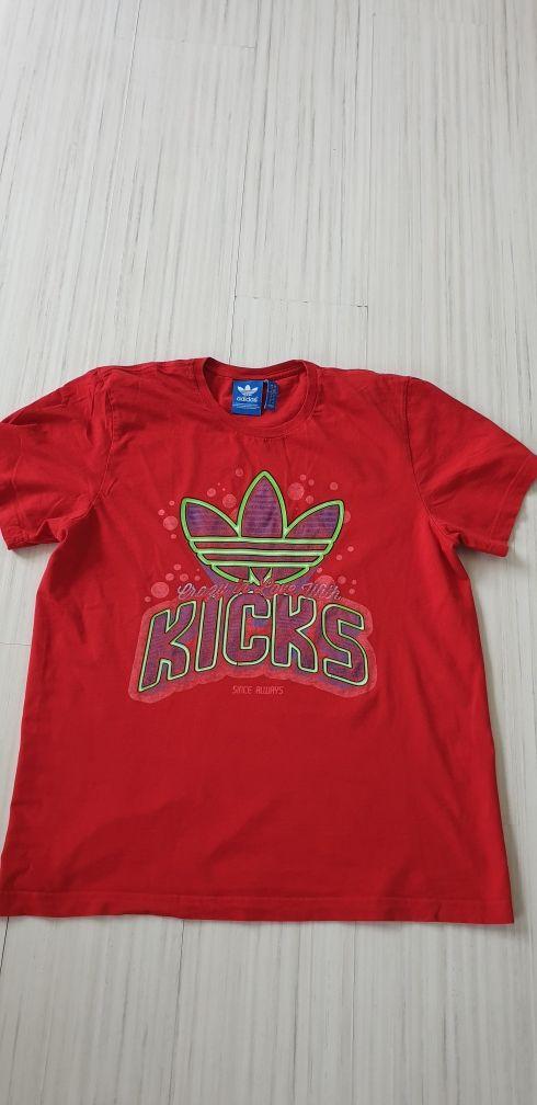 Adidas Originals Organic Cotton Mens Size XL Оригинална тениска!