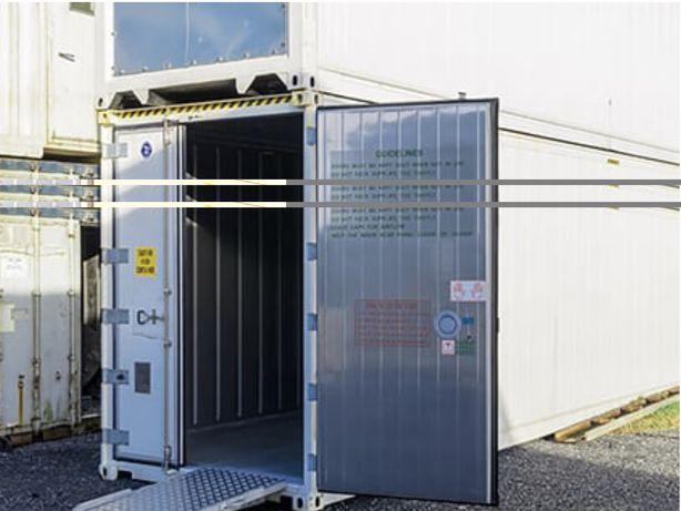 холодильные и Морозильные камеры контейнерного типа