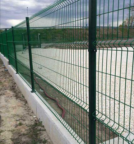 Оградни пана,колове,оградна,порти,  бонус аксесоари за монтаж