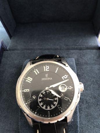 Vand ceas Festina F16486/4, negru,