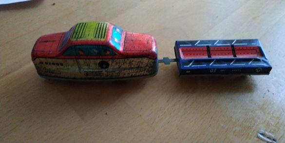 Метални ретро коли
