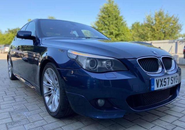 Dezmembrez BMW 520d E60 LCI 2.0D 177cp, M PACK,Trapa,NAVI,Recaro,volan