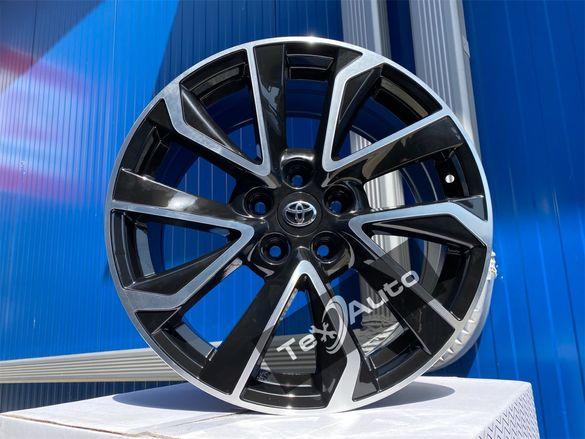 "Джанти за Toyota 18"" Avensis/ Camry /RAV4 / CH-R / Corolla"