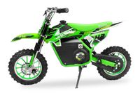 Motocicleta electrica pentru copii Eco Jackal 1000W 10 inch #GREEN