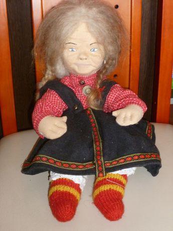 Страхотна ръчно изработена кукла за колекционери Възрастна жена