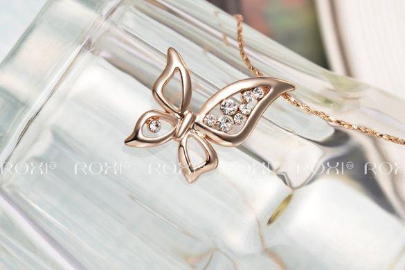 Колие кристална Пеперуда