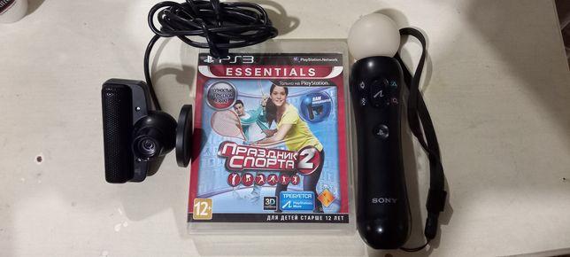 Move Sony PlayStation 3 ps3 сони плейстейшен 3