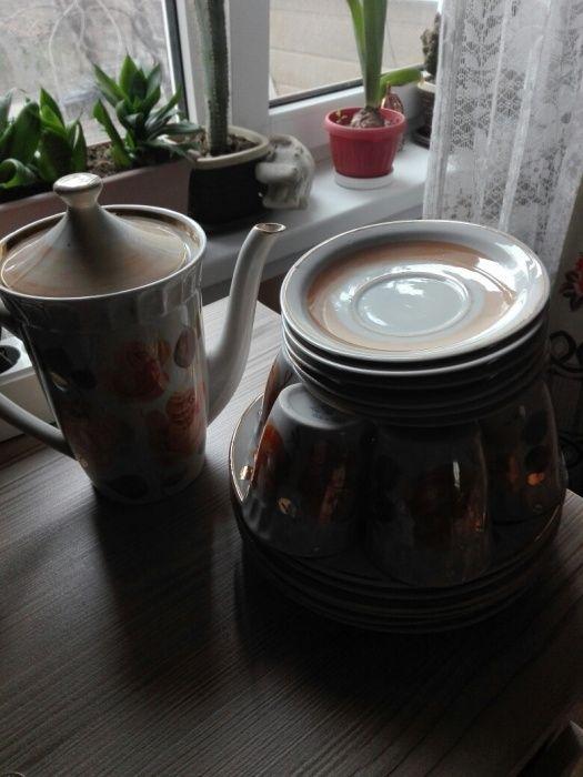 Продам чайный сервиз, договорная Алматы - изображение 1