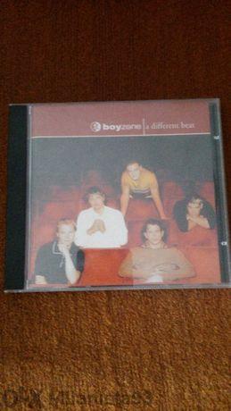 Оригинален диск със музика на boyzone