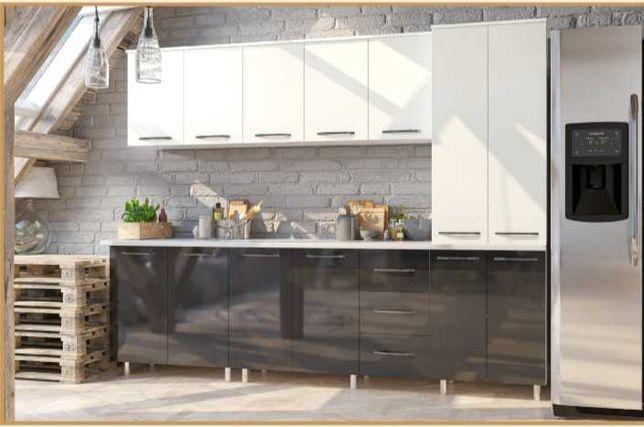 Кухня (Меринда)  в наличие размеры -2,4м / 2,6м  Доставка до дома