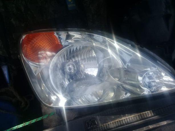 Фары на Honda CRV-2002г