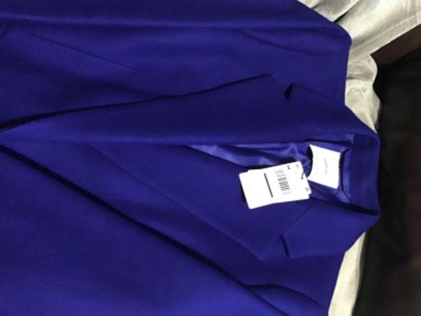 Palton Mango de lana