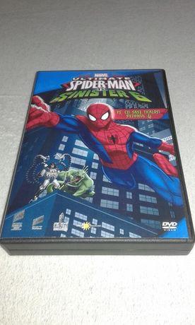 Ultimate Spiderman Spider-man Omul paianjen ) - dublate romana