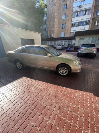 Тойота Камри 35 Европа