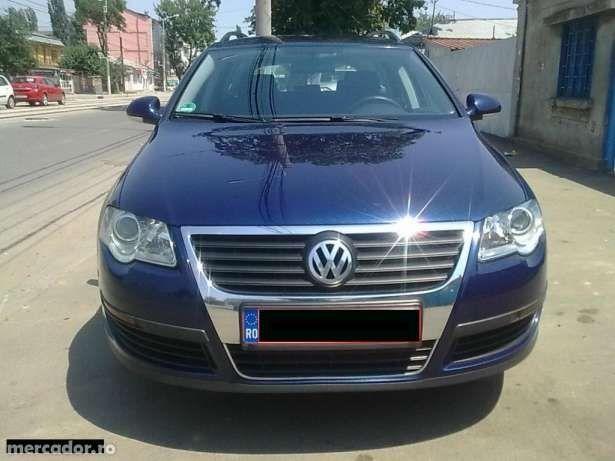 Volkswagen Passat Variant 1,9 TDI - motor BKC fără filtru de particule