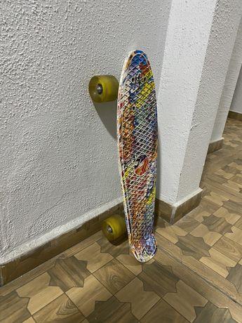 Пенниборд скейт