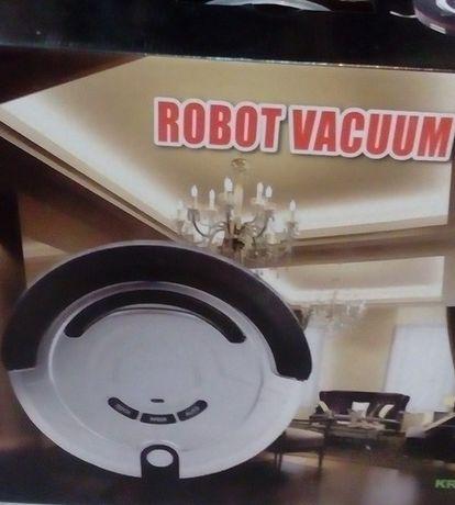 Фирменный робот пылесос новый в упаковке,фирма KLISSMAN