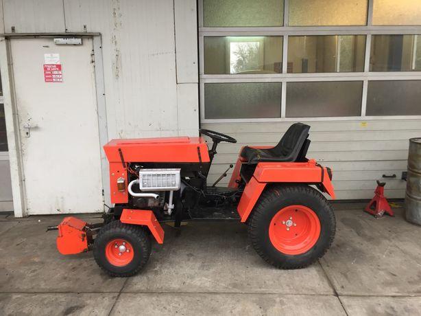 Hako tractoras de gradina