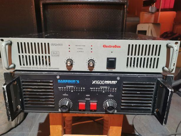Amplificatoare   putere       vintage de colecție lichidare stoc