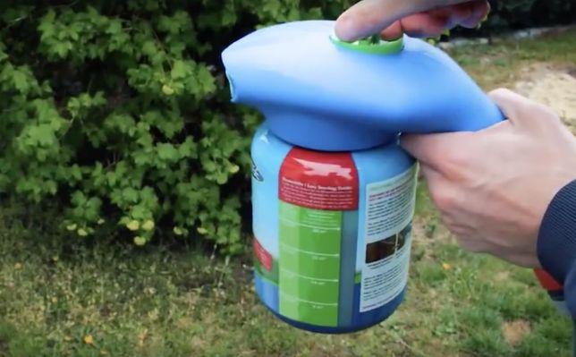 Hydro Mousse самый простой способ получить красивую лужайку