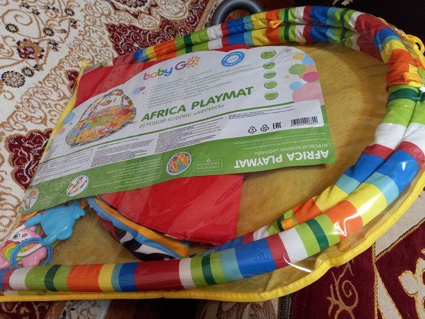 Игровой коврик Африка