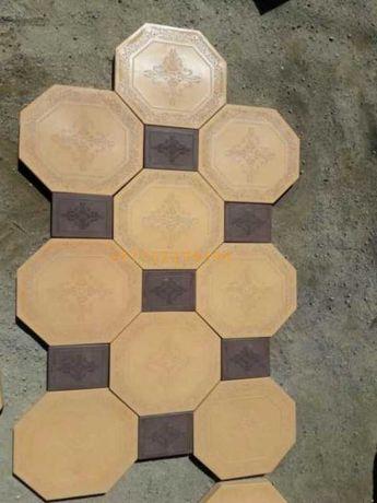 Брусчатка (мрамор из бетона) евробрусчатка. Тротуарная плитка.