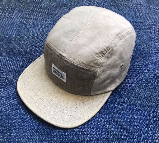 ОРИГИНАЛ Norse Projects Patchwork 5 Panel Cap шапка