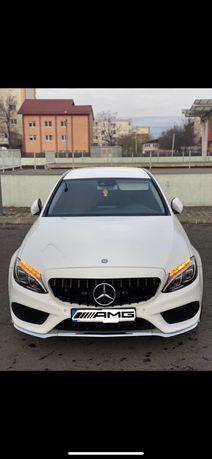 Vând/Schimb Mercedes C W205 AMG