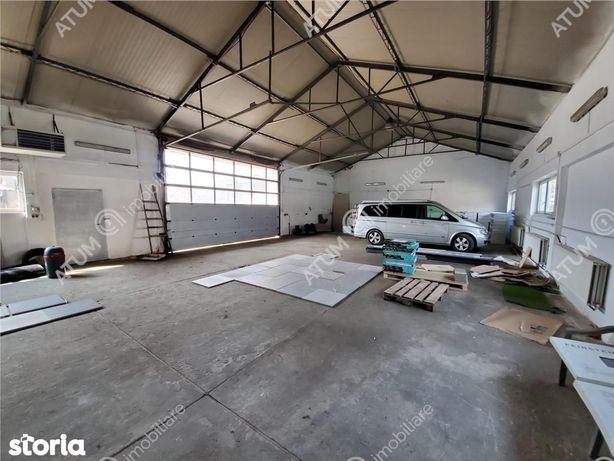 Spatiu industrial cu birouri de inchiriat in zona Turnisor din Sibiu