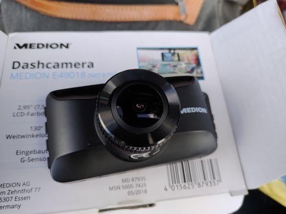 Видеорегистратор за автомобил MEDION Full-HD, 3 MP 130° градуса