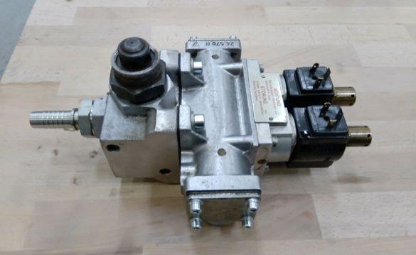 Основен ремонт на клапани за преси HERION ; Repararea magnet ventil
