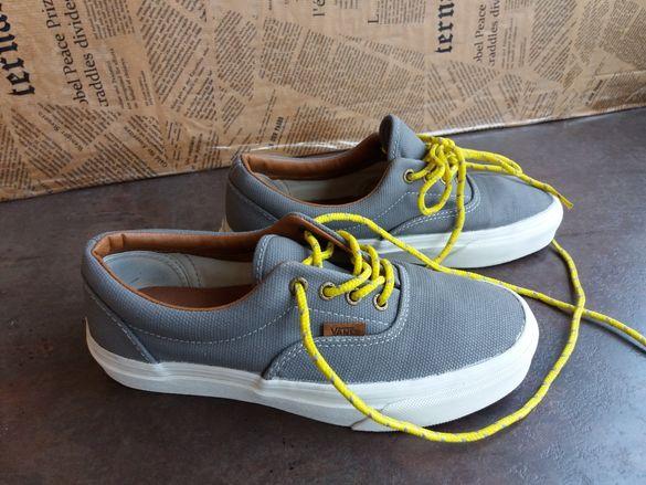 №35 VANS като Нови! -кожени маратонки,кецове,спортни обувки,