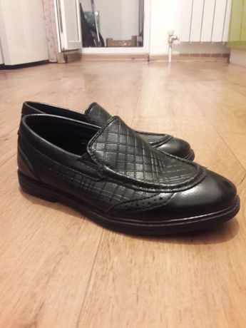 Туфли черные в школу