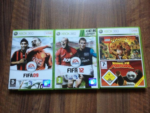 Vând 3 jocuri Xbox 360