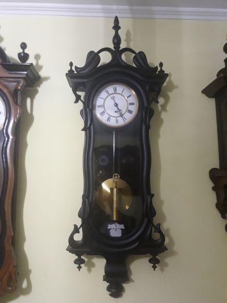 Pendule de perete BIEDERMEIER - SERPENTINE - VIOLINE - 1875 - superba