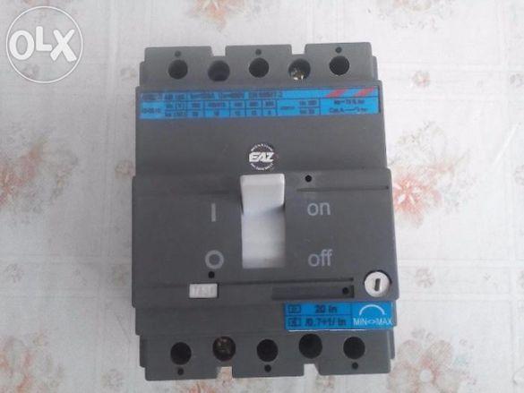 Автоматичен прекъсвач ЕАЗ (EAZ) 160A