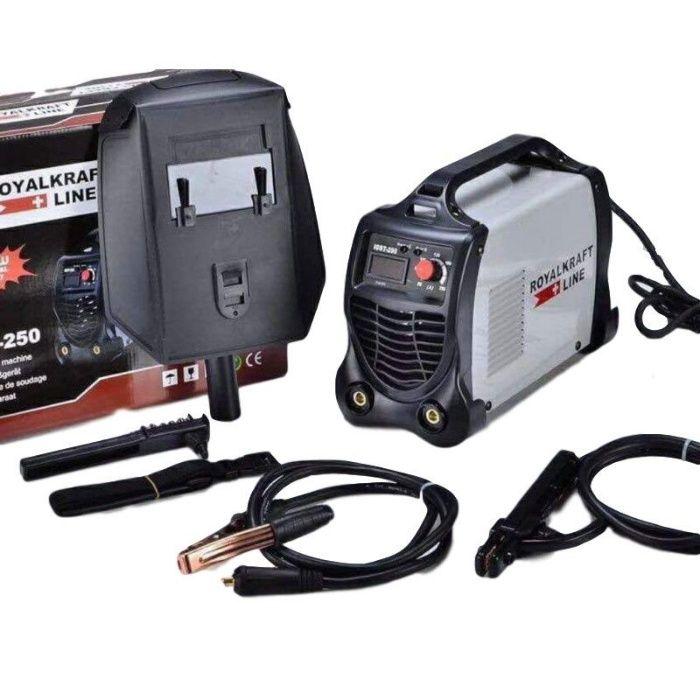 Електрожен - инвертор IGBT Kraft Royal 300 Ампера За заваряне