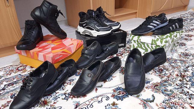 Продается мужские ботинки и сапоги ,красовки