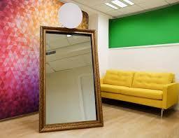Vand Cabină foto oglindă / Oglindă magică mirror photobooth