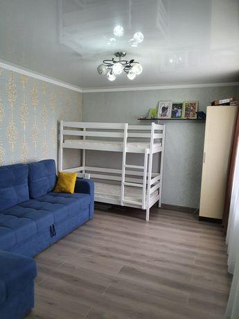 Двухярусная детская (подростковая) кровать
