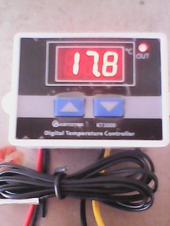 Дигитален терморегулатор 220 волта