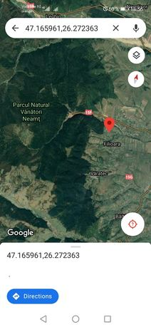 Teren Agapia-Varatec Neamt