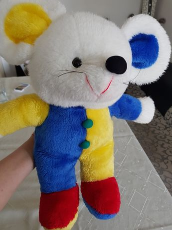 Плюшена играчка мишка