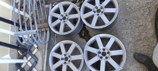 Set 4 jante aliaj Ford titanium x 18