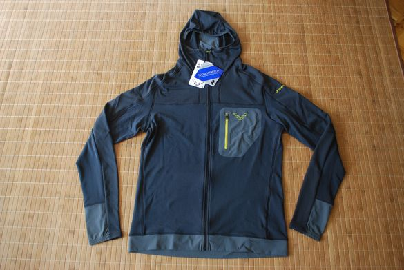 Dynafit Traverse Thermal Hoody Яке Мъжко р-р XL технично polartec