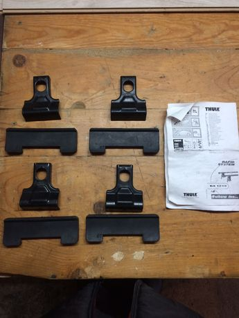 THULE kit 1212 за AUDI A4 и SEAT EXEO