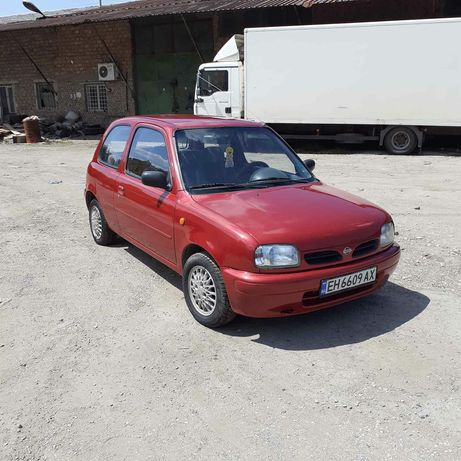 Nissan Micra 99г.
