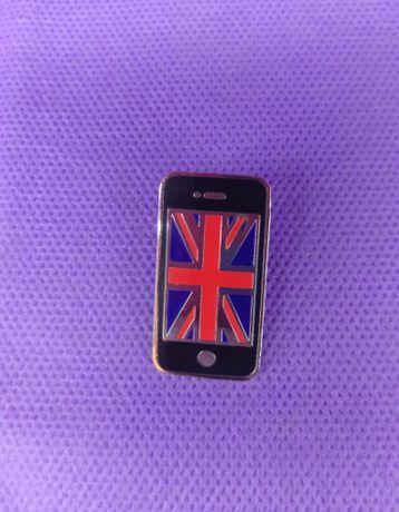 Значка от Англия