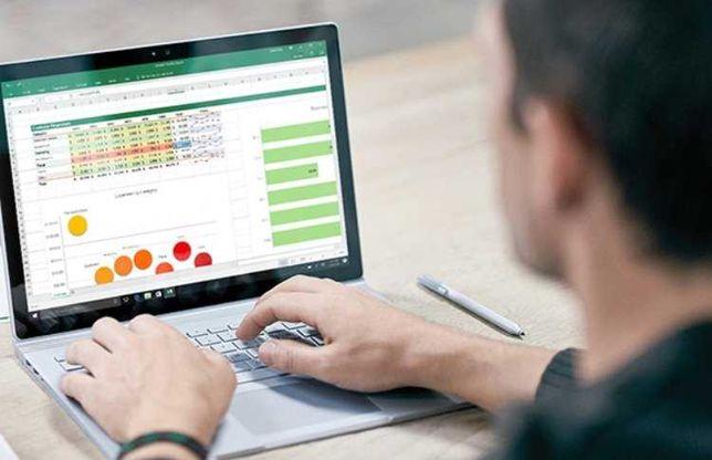 Excel (фриланс, консультирование, решение задач)