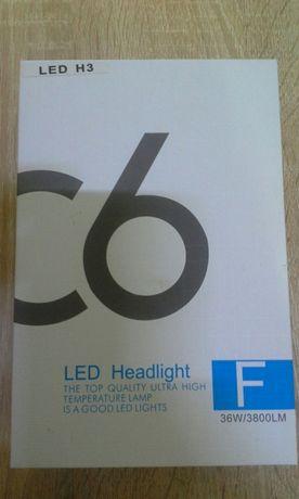 Лед Лампа С6